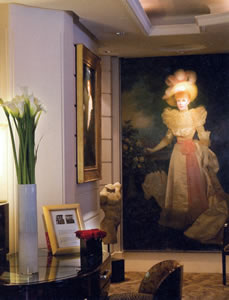 Hotel Lord Byron, Rome, Italy | Bown's Best