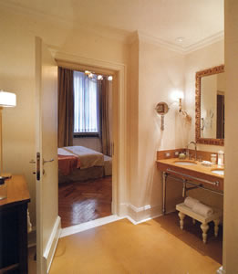 Guest room at Relais Santa Croce, Florence, Italy | Bown's Best