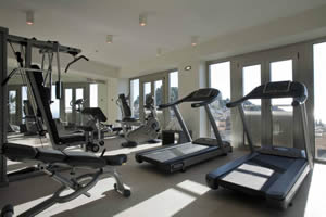 Gym at Hotel Imperiale, Taormina, Sicily, Italy | Bown's Best