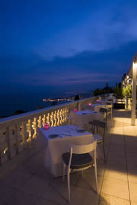 Terrazza at Hotel Imperiale, Taormina, Sicily, Italy | Bown's Best