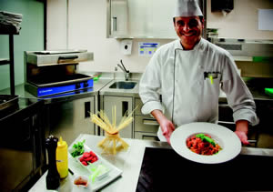 Chef Onofrio Brucculeri, Hotel Imperiale, Taormina, Sicily, Italy | Bown's Best