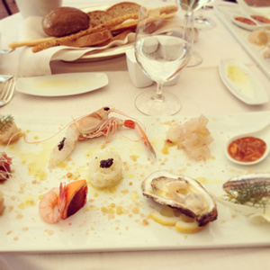 Signature dish, The Restaurant, Grand Hotel Timeo, Taormina, Sicily, Italy | Bown's Best