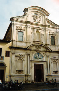 Church of All Saints (Ognissanti), Hotel Adriatico, Florence, Italy | Bown's Best