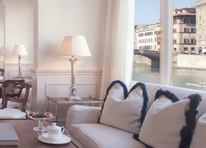 Hotel Lungarno, Florence, Italy | Bown's Best