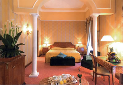 Brufani Palace Hotel, Perugia, Italy | Bown's Best | Francis Bown