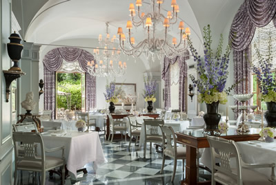 Ristorante Il Palagio, Four Seasons Hotel Firenze, Florence, Italy | Bown's Best