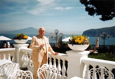 Grand Hotel Europa Palace, Sorrento, Italy | Bown's Best
