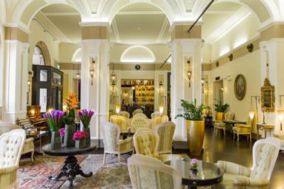Bernini Palace Hotel, Florence, Italy | Bown's Best