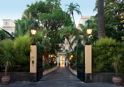 Imperial Hotel Tramontano, Sorrento, Italy | Bown's Best