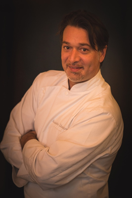 Executive Chef Alessandro Liberatore, Le Bistrot, Villa Cora, Florence, Italy | Bown's Best