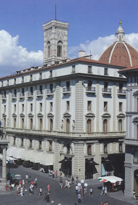 Hotel Savoy, Florence, Italy | Bown's Best