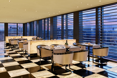The Restaurant, Armani Hotel Milano, Milan, Italy | Bown's Best