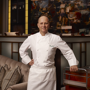 Chef Heinz Beck, Apsleys a Heinz Beck Restaurant, London, UK | Bown's Best