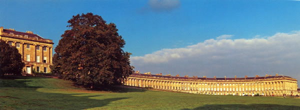 Royal Crescent Hotel, Bath, UK| Bown's Best