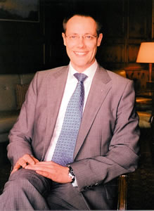 Mr Thomas Kléber, General Manager, Palais Coburg, Vienna, Austria