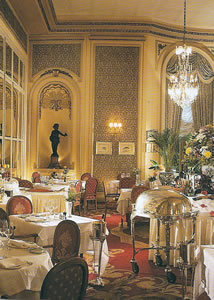 The Ritz Hotel, Madrd, Spain