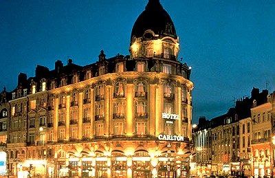 Hotel in Lille - Mercure Lille Centre Grand-Place Hotel ...  Lille Hotels