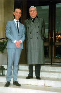 Bown's Best - Yves Monnin with Francis Bown, Saint James Paris, Paris, France