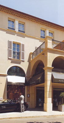 Hotel de Paris, St Tropez, French Riviera, France | Bown's Best