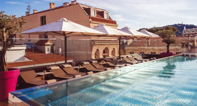 Five Seas Hotel & Restaurant Sea Sens, St Tropez, French Riviera, France | Bown's Best