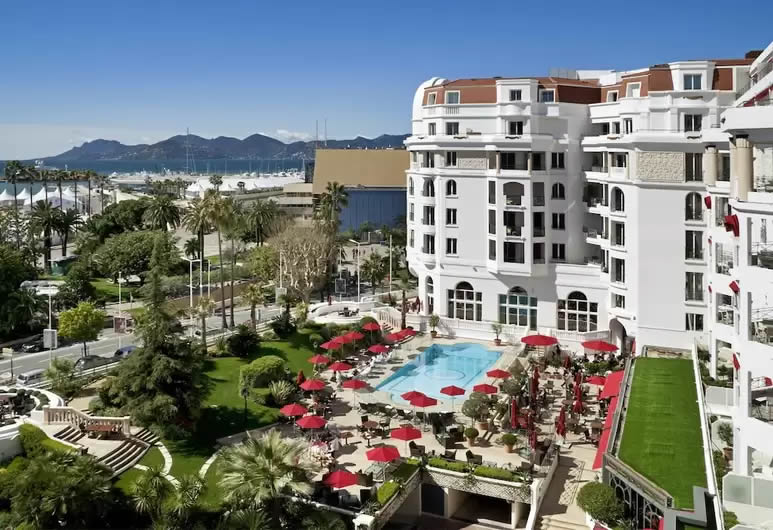 Hotel Majestic Barriere & Fouquet's Cannes, Cannes, French Riviera, France | Bown's Best