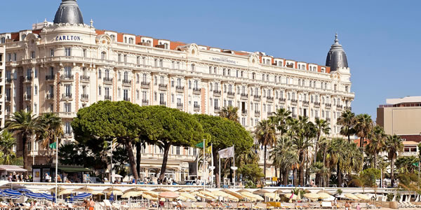 Carlton Restaurant, InteContinenal Carlton Cannes, Cannes, French Riviera, France | Bown's Best