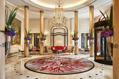 Hotel Plaza Athénée, Paris, France | Bown's Best