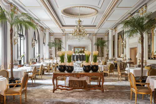 Le Cinq at Hotel Four Seasons George V, Paris, France | Bown's Best