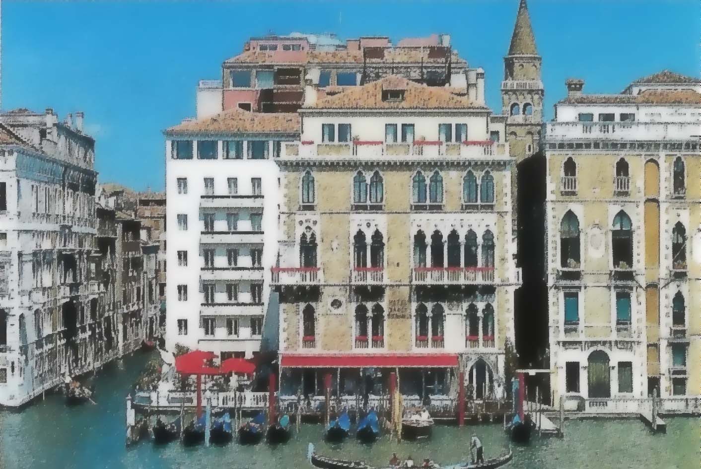 Hotel bauer venise for Hotels venise