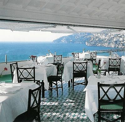 Hotel Luna Convento Restaurant