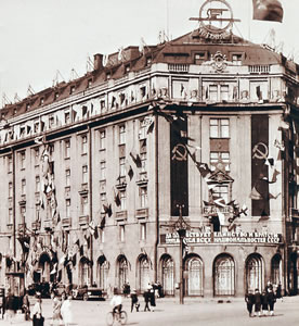 Hotel Astoria, St Petersburg, Russia