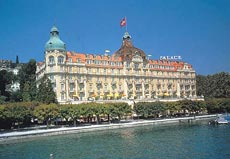 The Palace Hotel, Lucerne
