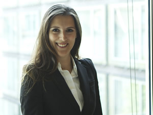 Marketing & Communications Manager, Laura Amanzi, Park Hyatt Zurich, Zurich, Switzerland | Bown's Best