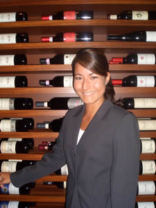 Restaurant Manager, Susana Sampaio, Park Hyatt Zurich, Zurich, Switzerland | Bown's Best