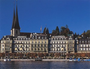 Grand Hotel National, Luzern, Switzerland | Bown's Best