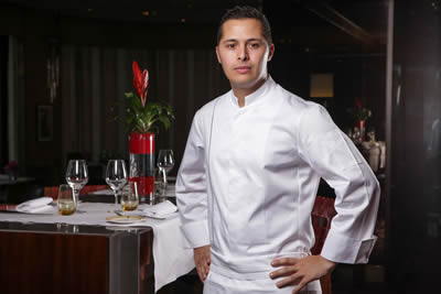 Chef Nasser Jeffane, Café Calla, Geneva, Switzerland | Bown's Best