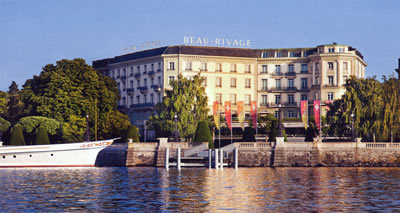 Hotel Beau-Rivage, Geneva, Switzerland | Bown's Best