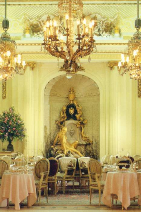 The Ritz, London - The Palm Court