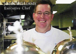 Chef John Williams, The Centenary of The Ritz, London, UK
