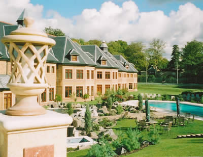 Pennyhill Park Hotel & Spa, Bagshot, Surrey, UK