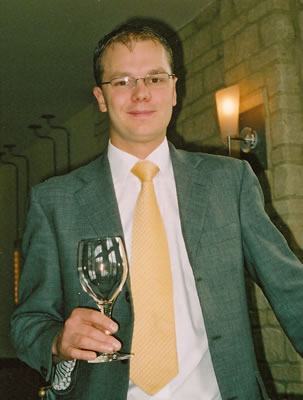 Cedric Tanguy, Pennyhill Park Hotel & Spa, Bagshot, Surrey, UK