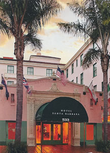 Hotel Santa Barbara Bouchon & Sea Grass, Santa Barbara, California, US