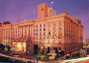 Bown's Best - The Fairmont Hotel, San Francisco, California, US